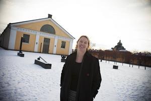 Linda Forss är samordnare för helgens festligheter i Mörsil. Arkivbild.