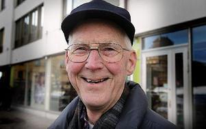Ola Spegel, 78 år, Falun: – Hade en liten snuvsväng i höstas. Långa promenader och kompletterad vaccination har nog gjort susen till slut.
