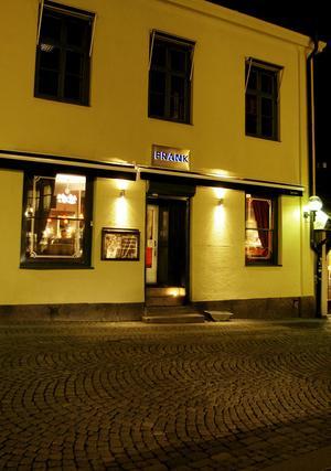 Restaurang Frank i Västerås.