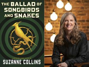Suzanne Collins och den engelska utgåvan av