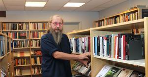 Peter Svärdh är verksamhetsutvecklare på Norrtälje kommun.