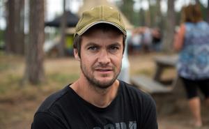 Magnus Liljeström, 42 år, jordbrukare, Klöstre: