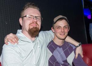 Anders Nissas och Tommy Isaksson från Västerdalarna.