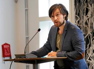 Vänsterpartiets ordförande i Hällefors Johan Stolpen skriver om företagsklimatet i kommunen.