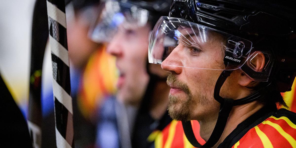 Viktiga beskedet från Brynäs – Anton Rödin närmar sig comeback