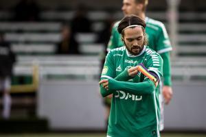Robbin Sellin. Foto: Daniel Eriksson / BILDBYRÅN