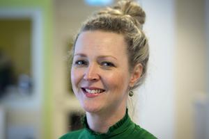 Maria Leo, projektledare för Skövde city 2020, hoppas nu tillsammans med samverkansplattformen på utmärkelsen årets stadskärna 2021 för Skövdes del.
