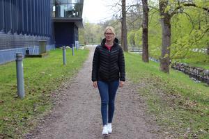 Mia Friberg Portin tänker ta vara på den chans till ett nytt liv som hon fått.