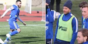 Anton Karlsson i Rådmansö lär vara den som ska stänga ner Ameer Al-Khamees, Rimbos kanske vassaste spelare i en mot en.