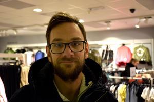 Adam Johansson, 30, studerande, Matfors: