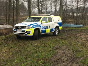 Polisen letar just nu efter 17-åringen i Hjortsbergsområdet och Ågårdsområdet.
