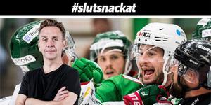 Att dylika uttryck hjälper någon att vinna hockeymatcher är naturligtvis inget annat än skitsnack. Det är ett försök till försvar för en språkkultur från stenåldern, skriver Sportens krönikör Lasse Wirström.