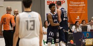 Nyförvärvet berättar att han är väldigt tacksam över möjligheten att få spela professionell basket i Köping Stars.