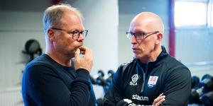 Timrå IK-ledningen har en del att fundera på under uppehållet. Efter söndagens förlust var sportchefen Kent Norberg besviken: