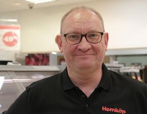 Anders Petterssons långa karriär inom butiksbranschen började  inom Ica.