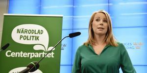 Ingångsavdraget, som C-ledaren Annie Lööf presenterade i helgen, gör det billigare för arbetsgivarna att anställa. Det är en bra del i en ny jobbpolitik, där det är viktigare att ge arbetsgivarna bättre förutsättningar att anställa än att lägga fast högt ställda jobbmål på en partikongress. Foto: Stina Stjernkvist, TT.