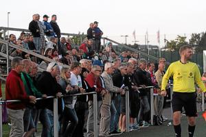 Uteblivna publikmatcher mot Heby innebär minskade intäkter nästa säsong för Sala FF.