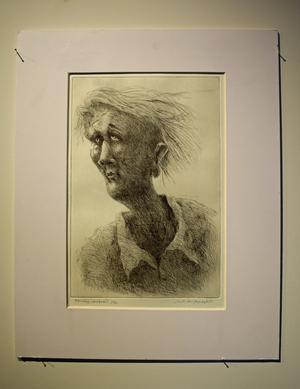 """""""Lyrisk koma"""" av Calle von Gegerfeldt."""