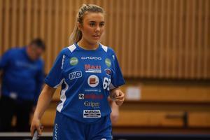 Emilia Hansson, nyförvärv från Sundsvalls IBF.