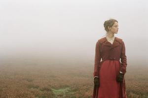 Kaya Scodelario spelar Catherine Earnshaw.