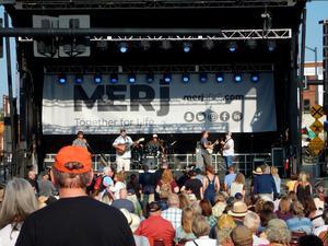 Bild: Privat fotat av Roffe Persson, Ulf Westin och Paul Fogelman. Bristol, Virginia, Rhythm & Roots Reunion, stor årligen återkommande musikfestival med en viss tyngdpunkt på coutrymusik.
