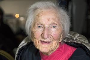 Hédi Fried överlevde nazisternas Förintelseläger. Foto: Claudio Bresciani/TT