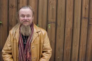 Hans-Olov Öberg är vd och grundare av förlaget Southside stories, som ger ut boken. Foto: Southside stories