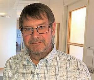Ewald Ornstein är ställföreträdande t f hälso- och sjukvårdsdirektör vid Region Örebro län.