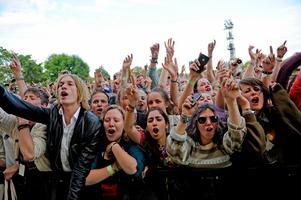 Peace & Love-festivalen hålls mellan 5-7 juli. Foto:  Erik Mårtensson/TT