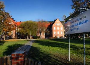 Engelska skolan i Sundsvall kanske kan bli en skola från förskoleklass till årskurs nio? Bild: Håkan Humla.