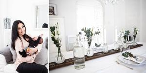Av en slump hittade de villan som blivit ett hem. Pernilla och Johan Drömer träffades i Stockholm och bestämde sig för 22 år sedan att flytta hem till Sollefteå.