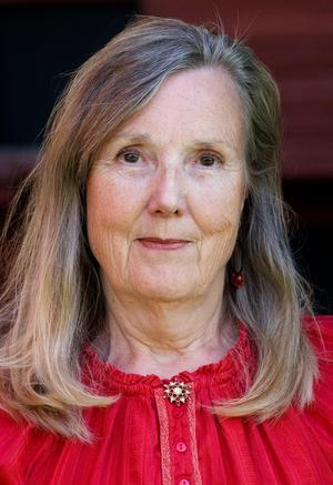 Margareta Sarri fick landstingets kulturstipendium för yrkesverksamma med motiveringen: