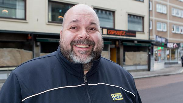 Peter Ajaxon, ägare av tysk-österrikiska krogen Bierkeller och vd för Sverigetaxi Västerås.