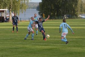 Kvarnsveden vann Svenska Cupen-matchen enkelt med 10–0 mot Ornäs.