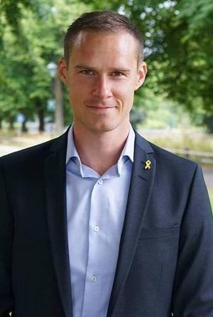Mikael Andersson Elfgren Foto: Pressbild
