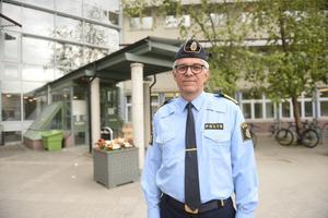 Rikspolischef Anders Thornberg anser att det måste få konsekvenser om man begår brott även om man ännu inte är straffmyndig.