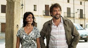 Penelope Cruz och Javier Bardem spelar mot varandra i Asghar Farhadis