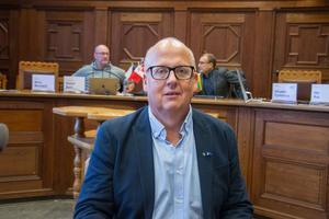 Bosse Svensson (C), kommunstyrelsens ordförande.