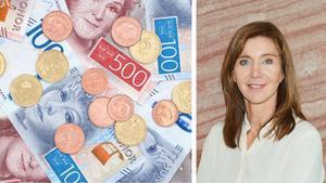 När kontanterna försvinner drabbar det personer med funktionsvariationer och äldre, enligt Kicki Westerståhl.