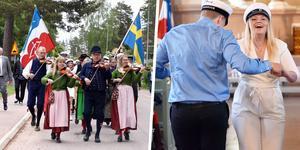 Det blev spontandans i kyrkan när studenter på Älvdalens utbildningscentrum fick feeling.