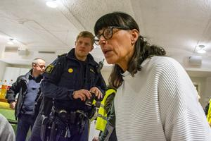 Sedan många år tillbaka organiserar diakonen Anna Lönneborg  Vuxna på stan.