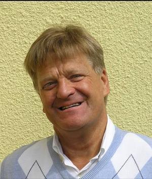 Leif Lövgren älskade naturen och missade sällan sina träningspass. Träningsskorna var med på alla resor. Foto: Privat