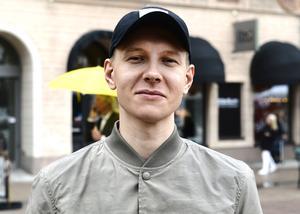 Alexander Jonsson, 23 år, personlig assistent, Timrå