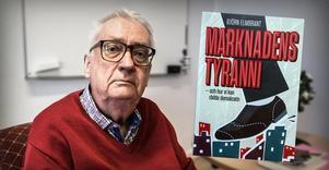 Björn Elmbrant sätter marknadsliberalismen under lupp i sin nya bok.