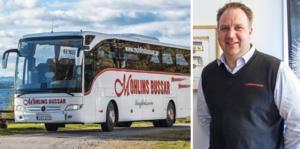 Mohlins Bussar växer så det knakar. I höstas köpte de Masexpressen, och nu tecknar de ett jätteavtal rörande busstrafik i Uppsala län.