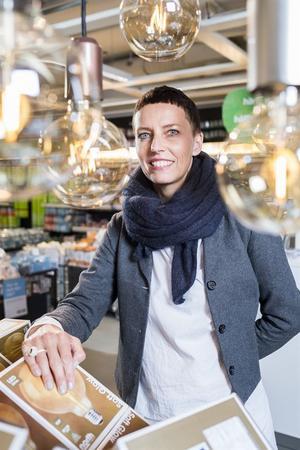 Åsa Portnoff Sundström är hållbarhetschef på Clas Ohlson
