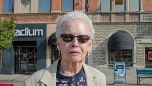 Anne-Marie Eriksson, 83 år.