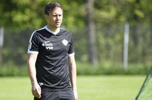 Manager Christer Persson.
