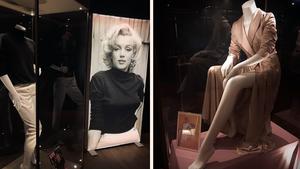 Föreställningen, som är specialanpassad för lokalerna på Örebro Konserthus, består till stora delar av föremål från den tyske privatsamlaren Ted Stampfers enorma Marilyn Monroe-samling