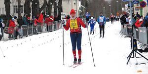 Kurt Jensen älskar att åka skidor och har genomfört Engelbrektsloppet flest gånger av alla under de 50 åren loppet funnits.